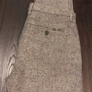 7 For All Mankind Pants - 7 FOR ALL MANKIND WOOL / COTTON PANTS
